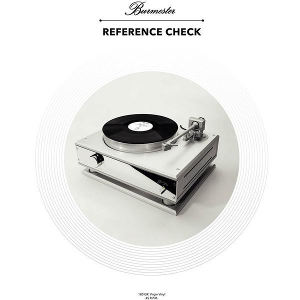 Various Artists Various Artists - Burmester Reference Check (45 Rpm, 180 Gr) various artists various artists reference sound check 2 lp 180 gr