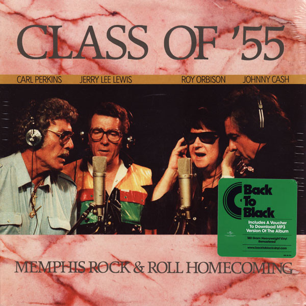Various Artists Various Artists - Class Of '55 artists