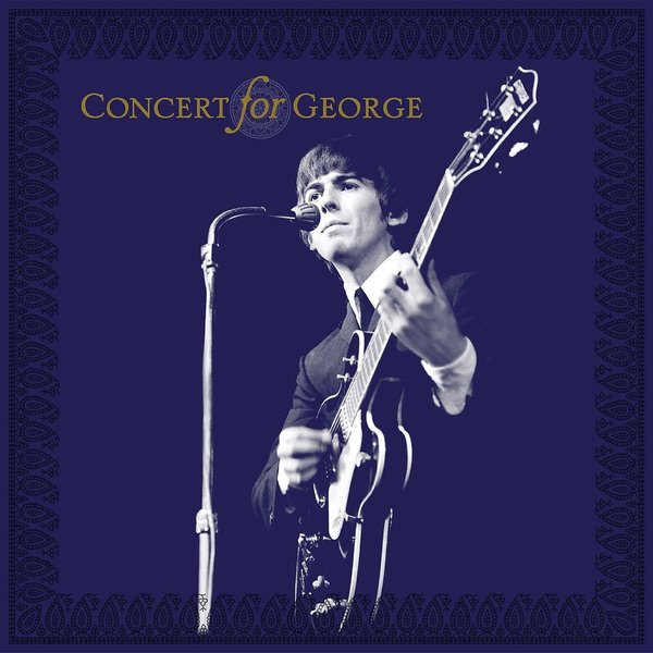 Various Artists Various Artists - Concert For George (4 LP) chic various leaves pattern chiffon scarf for women