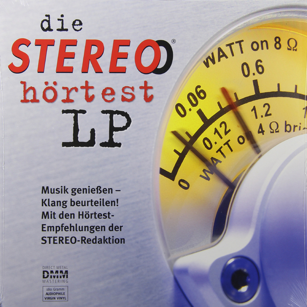 Various Artists Various Artists - Die Stereo Hortest Lp (2 Lp, 180 Gr) цена и фото
