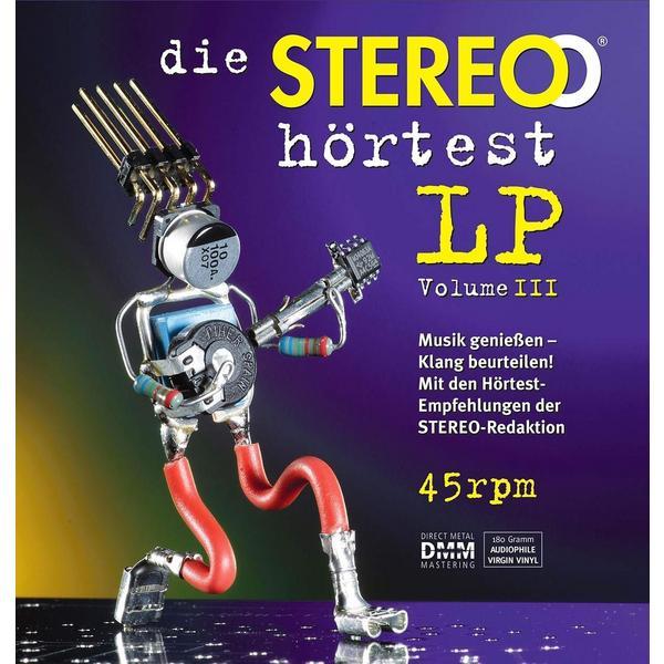 Various Artists - Die Stereo Hortest Lp Volume Iii (45 Rpm, 180 Gr, 2 LP)