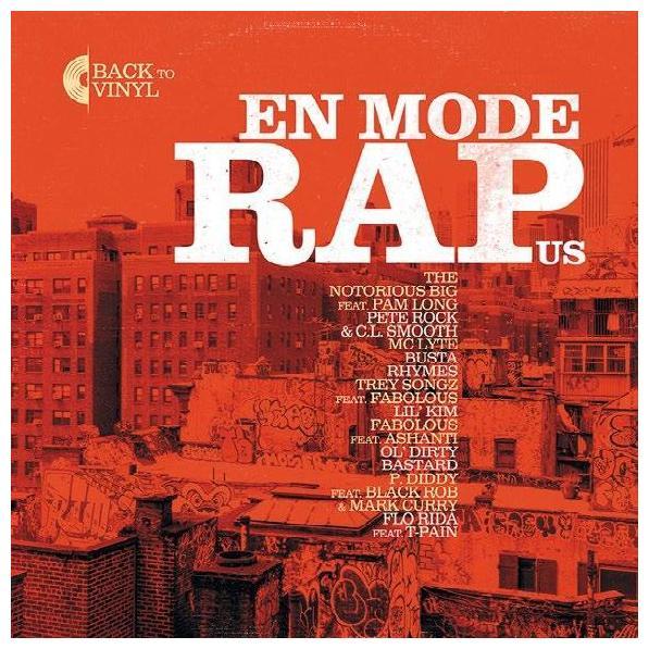 Various Artists - En Mode Rap Us