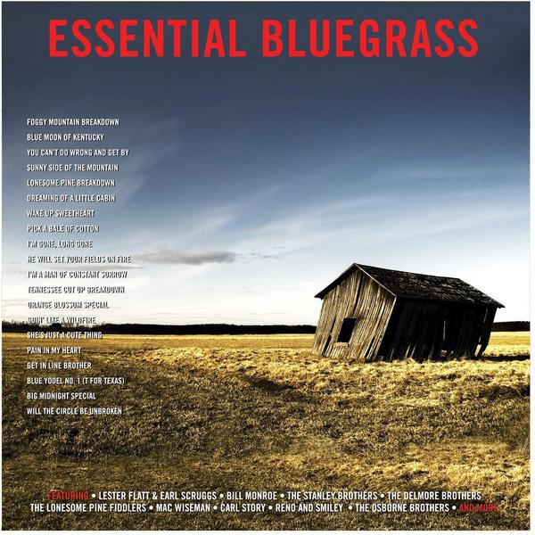 Various Artists - Essential Bluegrass (180 Gr)