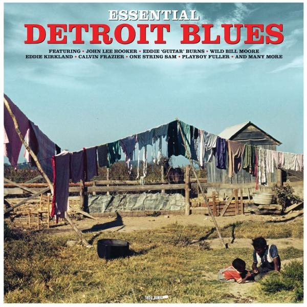 Various Artists - Essential Detroit Blues (180 Gr)