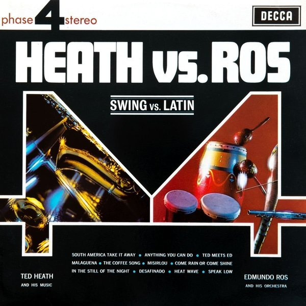 Various Artists Various Artists - Heath Versus Ros: Swing Vs Latin (2 LP) various artists kokanko sata