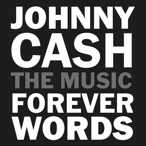Johnny Cash CashVarious Artists - : Forever Words (2 LP)