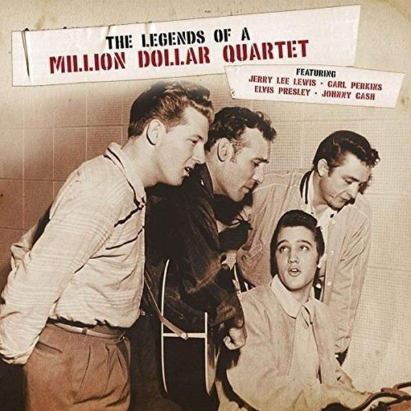 Various Artists - Million Dollar Quartet (180 Gr)