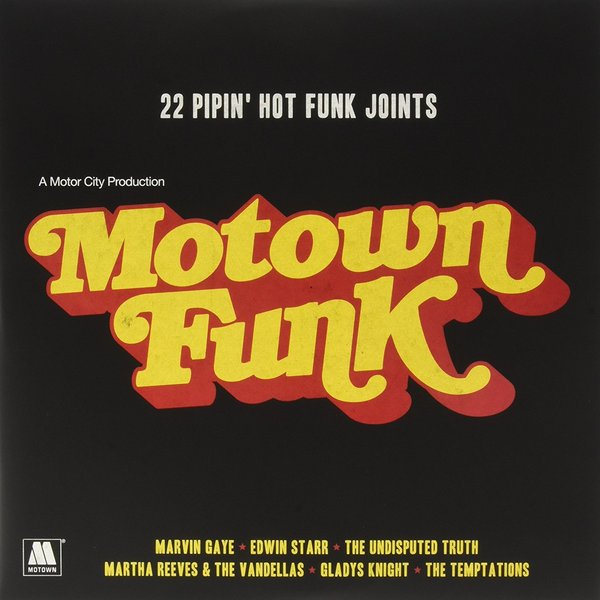 Various Artists Various Artists - Motown Funk (2 LP) цена и фото