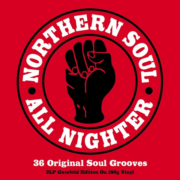 Various Artists Various Artists - Northern Soul All Nighter (2 Lp, 180 Gr) цена и фото