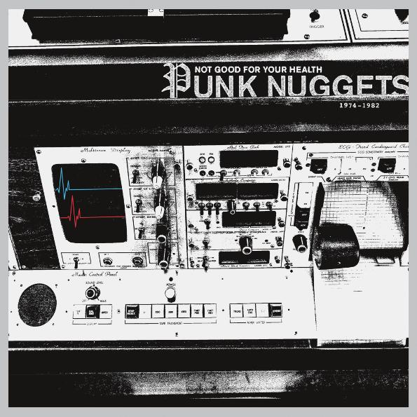 Various Artists - Not Good For Your Health: Punk Nuggets 1972-1984 (2 Lp, Colour)