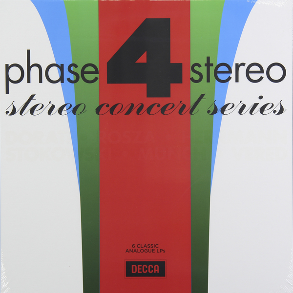 Various Artists Various Artists - Phase Four Stereo (6 LP)