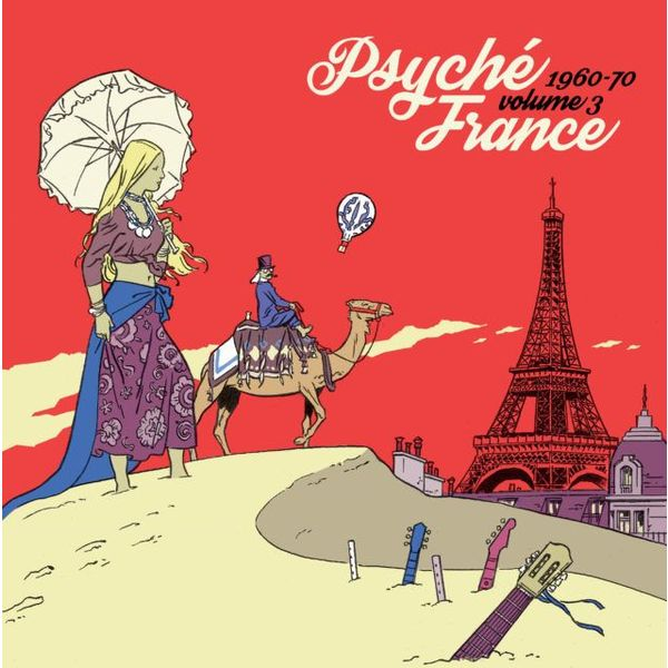 Various Artists Various Artists - Psyche France Vol. 3 - 1960-70 various artists various artists mamma roma addio