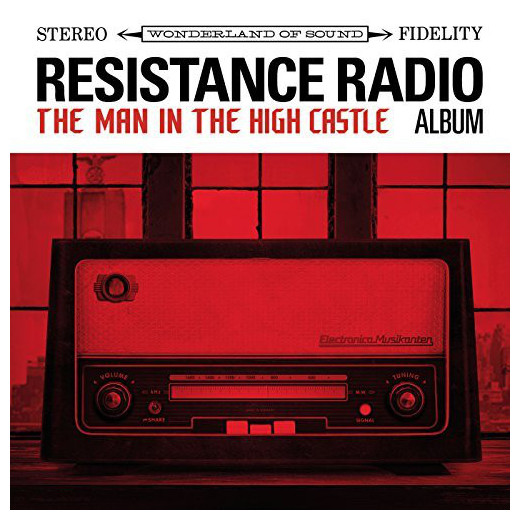 Various Artists Various Artists - Resistance Radio: The Man In The High Castle Album (2 LP) various artists various artists blue break beats vol 1 2 lp coloured