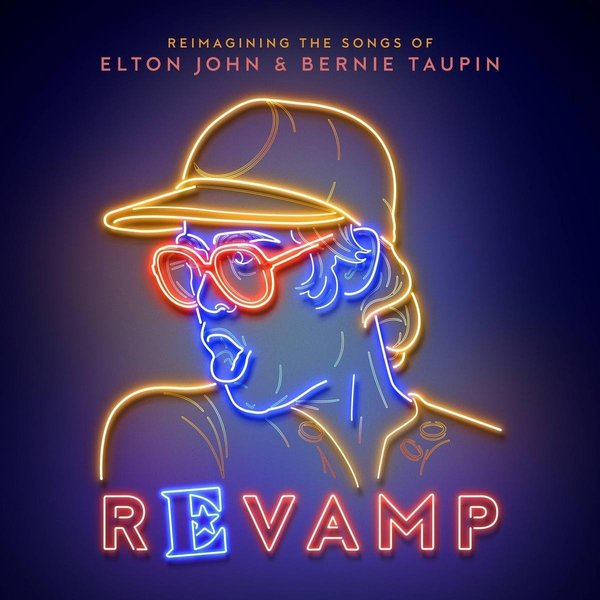 Elton John Elton JohnVarious Artists - Revamp: The Songs Of Bernie Taupin (2 LP) цена и фото