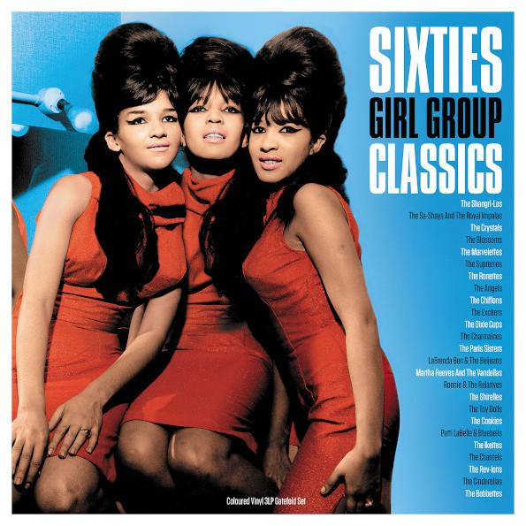 Various Artists - Sixties Girl Group Classics (3 Lp, 180 Gr, Colour)