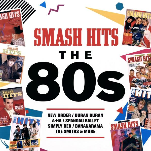 Various Artists - Smash Hits The 80s (colour, 2 LP)