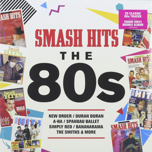 Various Artists Various Artists - Smash Hits: The 80s (2 LP) виниловая пластинка various artists 12 inch dance 80s synthpop