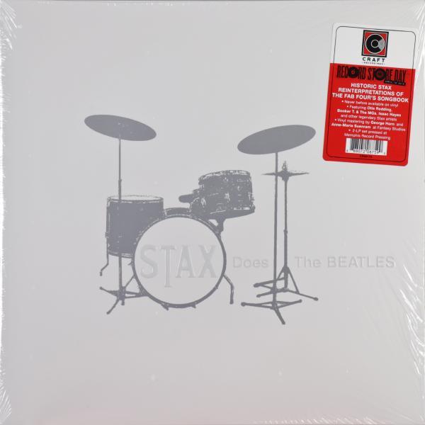 Various Artists Various Artists - Stax Does The Beatles (2 LP) various artists stars de legende 1