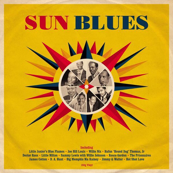 Various Artists - Sun Blues (180 Gr)