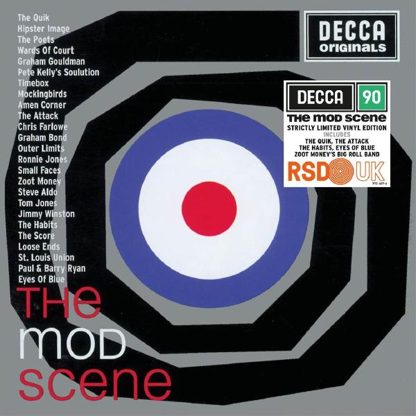 Various Artists - The Mod Scene (2 LP)