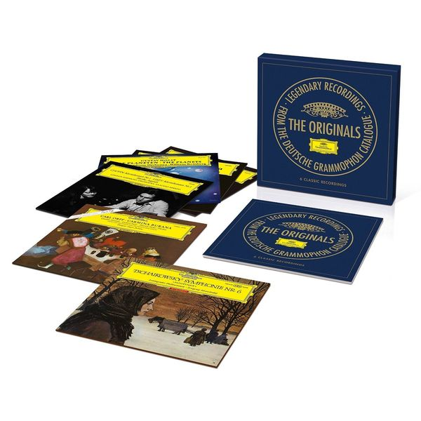 Various Artists Various Artists - The Originals Legendary Recordings (6 Lp Box) various artists various artists the originals legendary recordings 6 lp box