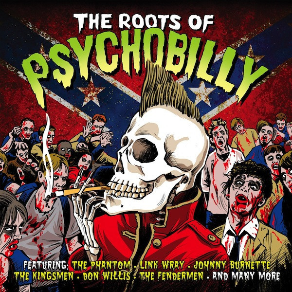 Various Artists Various Artists - The Roots Of Psychobilly (2 LP) various artists various artists the godfathers of psychobilly 2 lp 180 gr