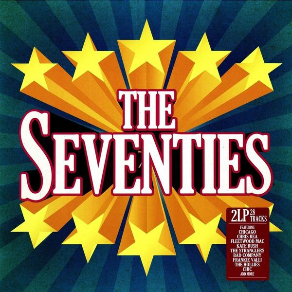Various Artists Various Artists - The Seventies (2 LP) various artists various artists the roots of psychobilly 2 lp
