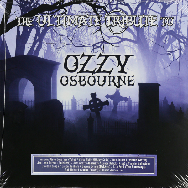 Ozzy Osbourne Ozzy OsbourneVarious Artists - The Ultimate Tribute To cd ozzy osbourne live at the budokan