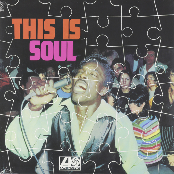 Various Artists Various Artists - This Is Soul various artists dj cutlass supreme presents uk bass