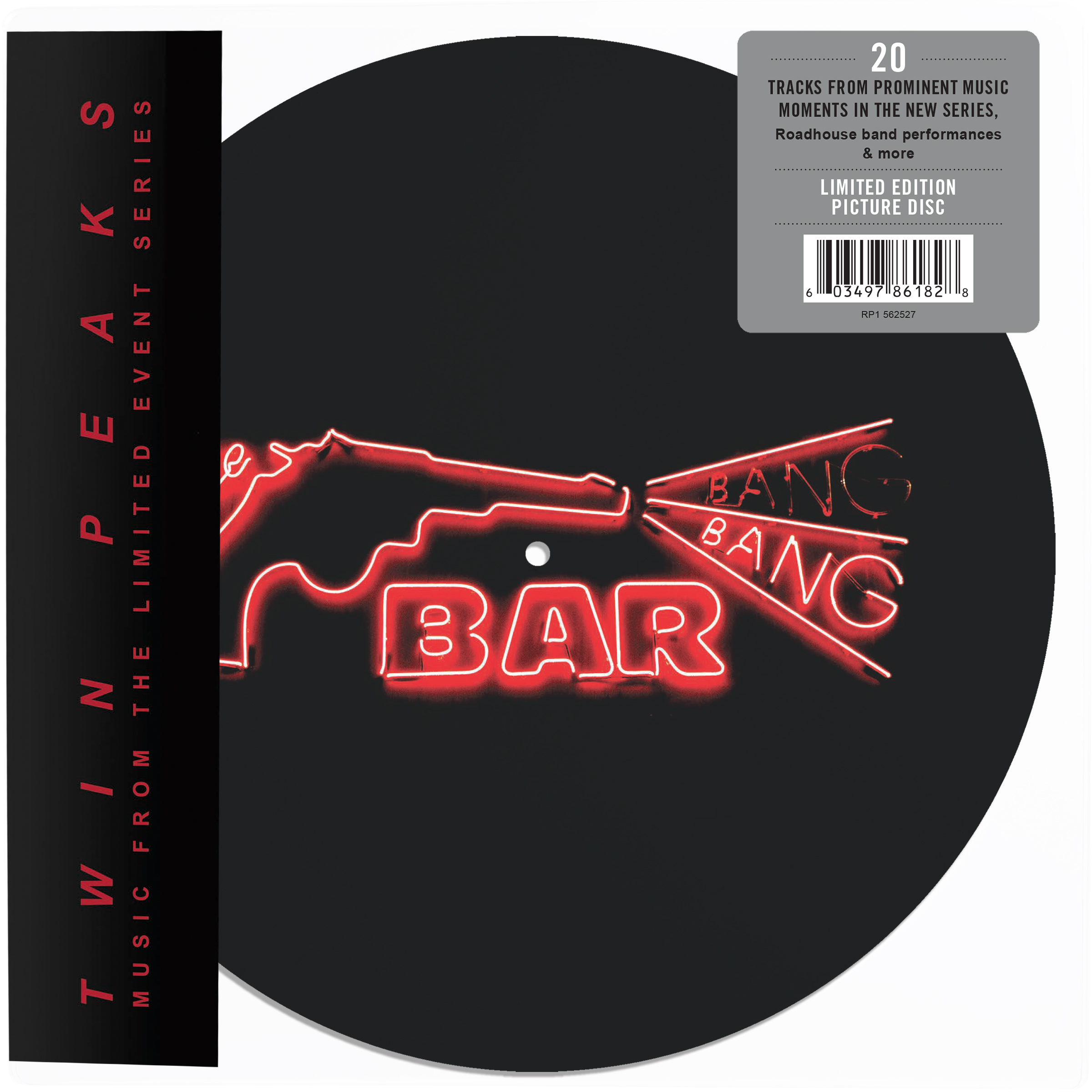 Саундтрек СаундтрекVarious Artists - Twin Peaks (music From The Limited Event Series) (2 Lp, Picture Disc) mbx 243 vpc f2 series motherboard