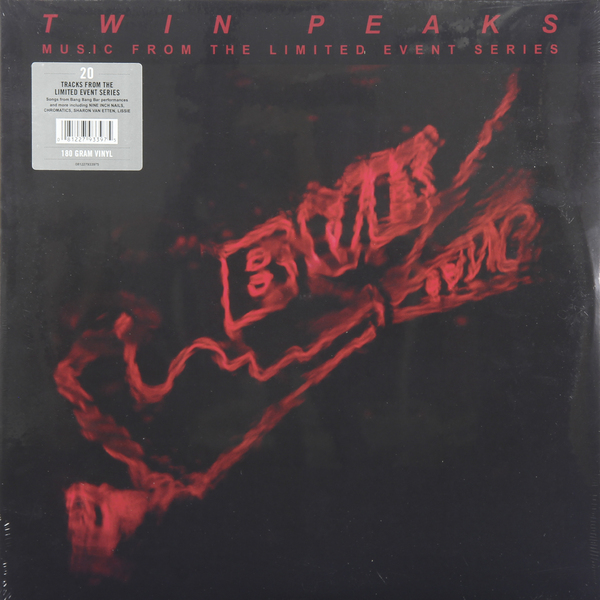 Various Artists Various Artists - Twin Peaks (music From The Limited Event Series) (2 LP) various artists various artists the beat of brazil brazilian grooves from the warner vaults 2 lp