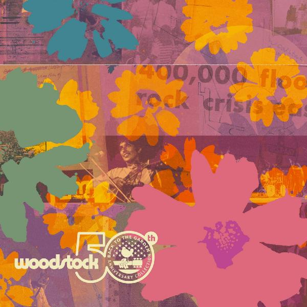Various Artists - Woodstock Back To The Garden 50th Anniversary Collection (5 LP)