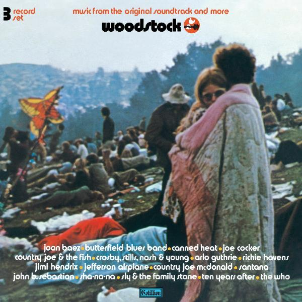 Various Artists - Woodstock: Music From The Original Soundtrack And More, Vol. 1 (3 Lp, 180 Gr)
