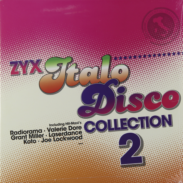 Various Artists Various Artists - Zyx Italo Disco Collection 2 (2 LP) cd диск various artists the classic rb collection 3 cd
