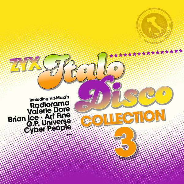 Various Artists Various Artists - Zyx Italo Disco Collection 3 (2 LP) cd диск various artists the classic rb collection 3 cd