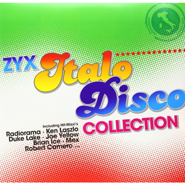 Various Artists Various Artists - Zyx Italo Disco Collection (3 LP) cd various artists the legacy of rnb party