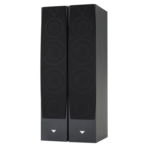Купить со скидкой Напольная акустика Vector HX400 Black Ash (уценённый товар)