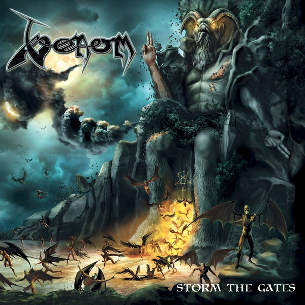 VENOM VENOM - Storm The Gates (2 LP) venom venom welcome to hell 2 lp 180 gr