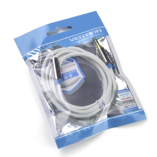 Кабель miniJack-miniJack Vention VAA-380-W100 original hard cover case for thl w100 w100s smartphone blue
