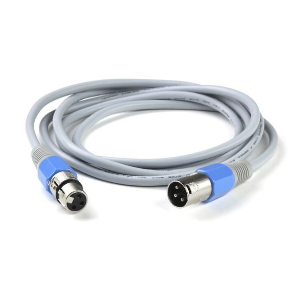 Фото - Кабель микрофонный Vention VAB-K02 5 m standard usb 3 0 a male am to usb 3 0 a female af usb3 0 extension cable 0 3 m 0 6 m 1 m 1 5 m 1 8m 3m 1ft 2ft 3ft 5ft 6ft 10ft