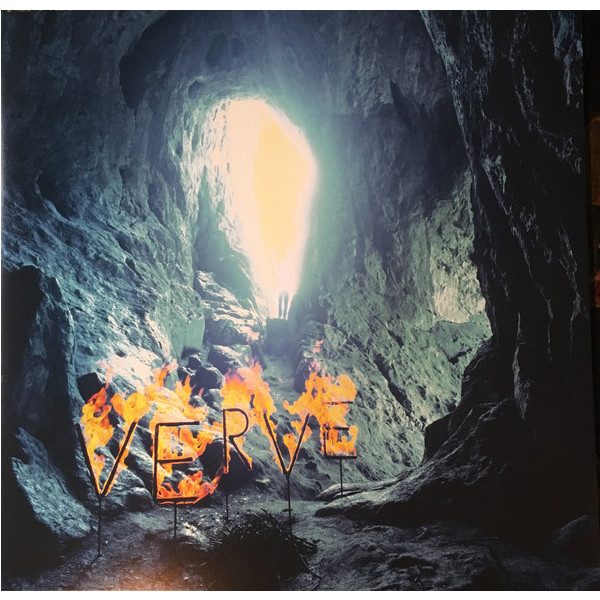 VERVE VERVE - Storm In Heaven the verve verve a storm in heaven lp
