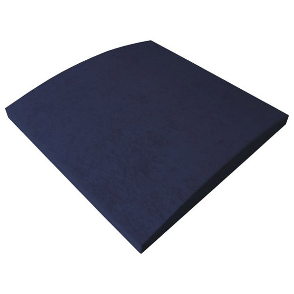 Панель для акустической обработки Vicoustic Cinema Round Premium Blue Ref.99 (8 шт.) панель для акустической обработки vicoustic cinema round premium brown ref 92 8 шт