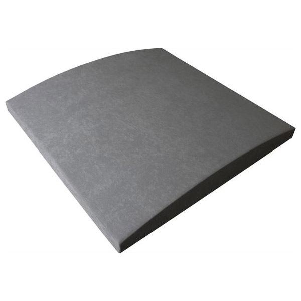 Панель для акустической обработки Vicoustic Cinema Round Premium Grey Ref.22 (8 шт.) панель для акустической обработки vicoustic cinema round premium brown ref 92 8 шт