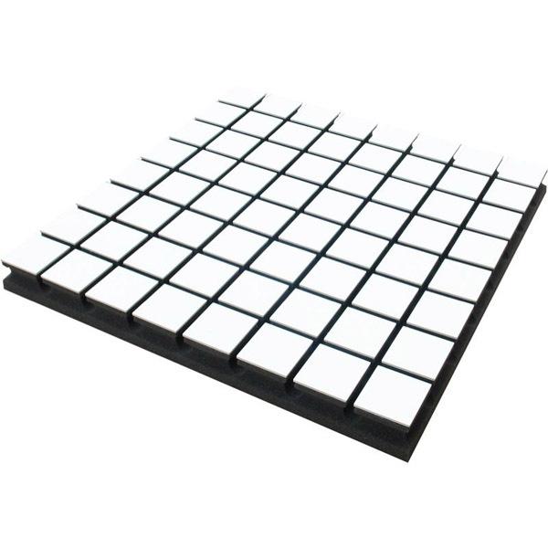 Панель для акустической обработки Vicoustic Flexi Wood A50 White (8 шт.) панель для акустической обработки vicoustic cinema round premium brown ref 92 8 шт