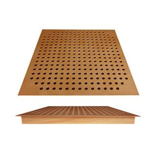 Панель для акустической обработки Vicoustic Square Tile Light Brown (6 шт.) панель для акустической обработки vicoustic super bass extreme light brown 2 шт