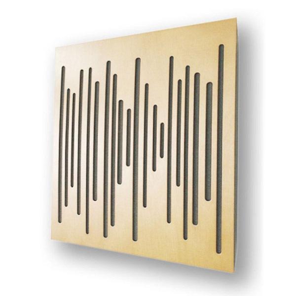 Панель для акустической обработки Vicoustic Wave Wood Nordik (10 шт.) vicoustic vari bass cherry 2 шт
