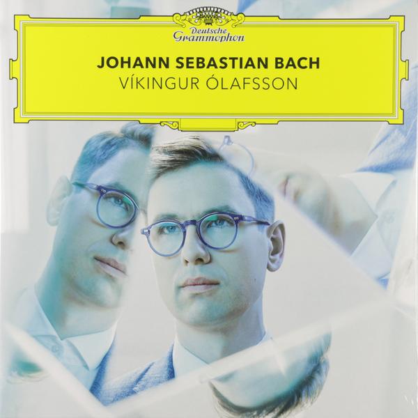 BACH BACHVikingur Olafsson - Johann Sebastian (2 LP) недорого