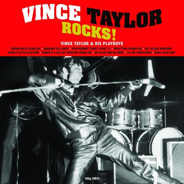 Vince Taylor Vince Taylor - Rocks! vince guaraldi vince guaraldi a boy named charlie brown