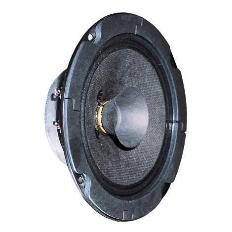 Динамик широкополосный Visaton BG 13P/8 (1 шт.) влагостойкая встраиваемая акустика visaton fr 8 wp 4 black 1 шт