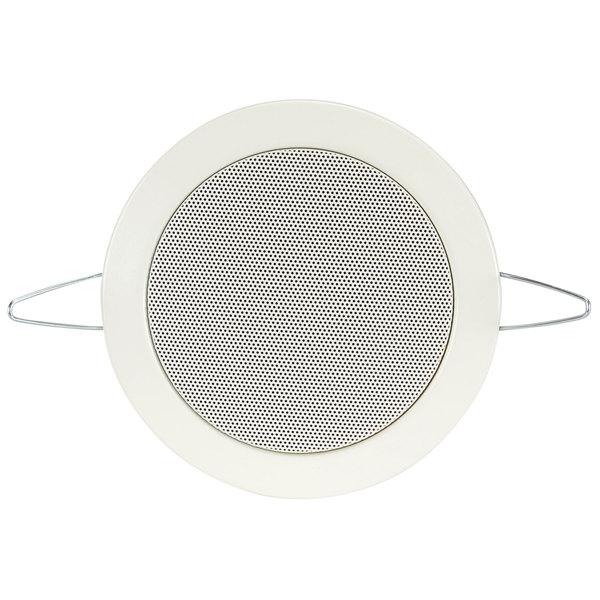 Влагостойкая встраиваемая акустика Visaton DL 10 8 OHM (1 шт.) влагостойкая встраиваемая акустика visaton fr 8 wp 4 white 1 шт